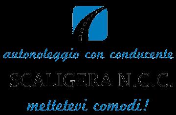logo servizio transfer hotels scaligera ncc