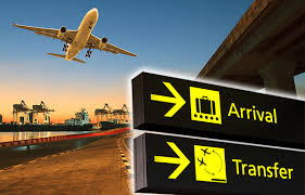 rent car with driver for airport